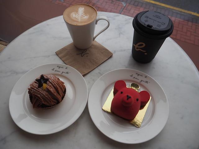 P3082881 アニエス・ベー カフェ(agnès b. café L.P.G.) SOGO 尖沙咀 香港 hongkong ひめごと