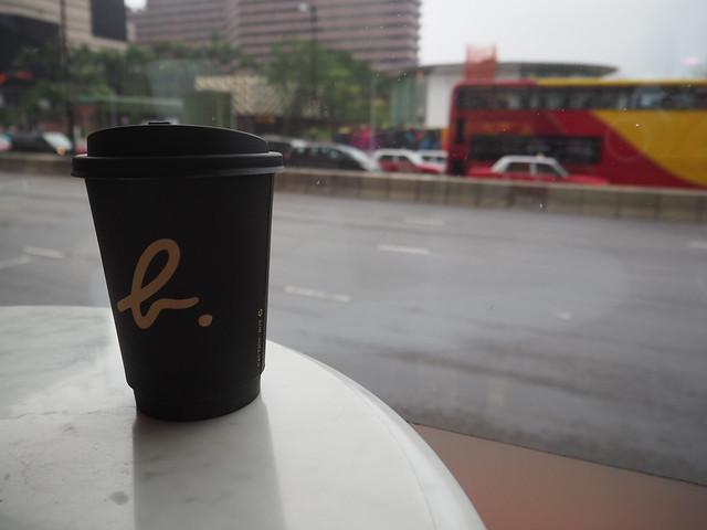 P3082888 アニエス・ベー カフェ(agnès b. café L.P.G.) SOGO 尖沙咀 香港 hongkong ひめごと
