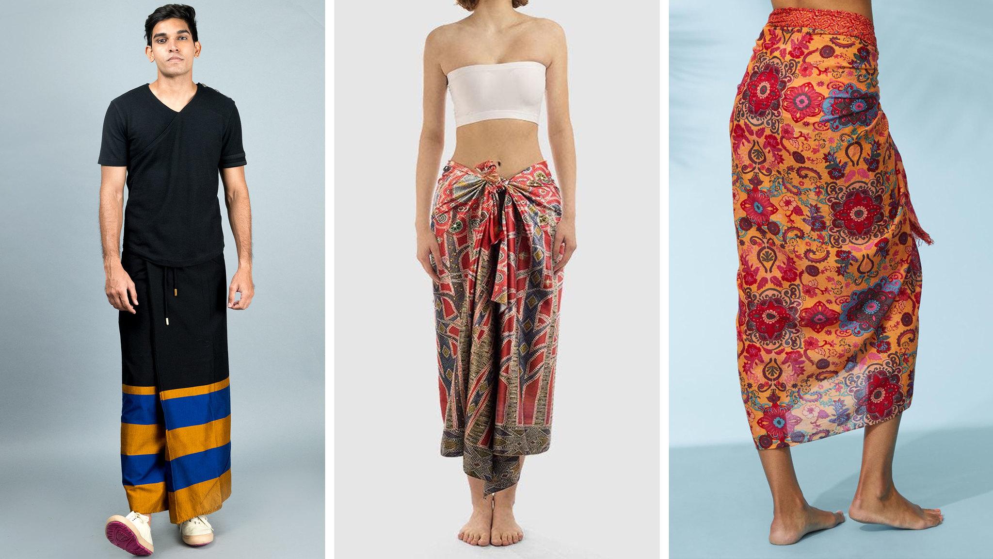 du lịch Bali-SARONG-bali-ngaylangthang