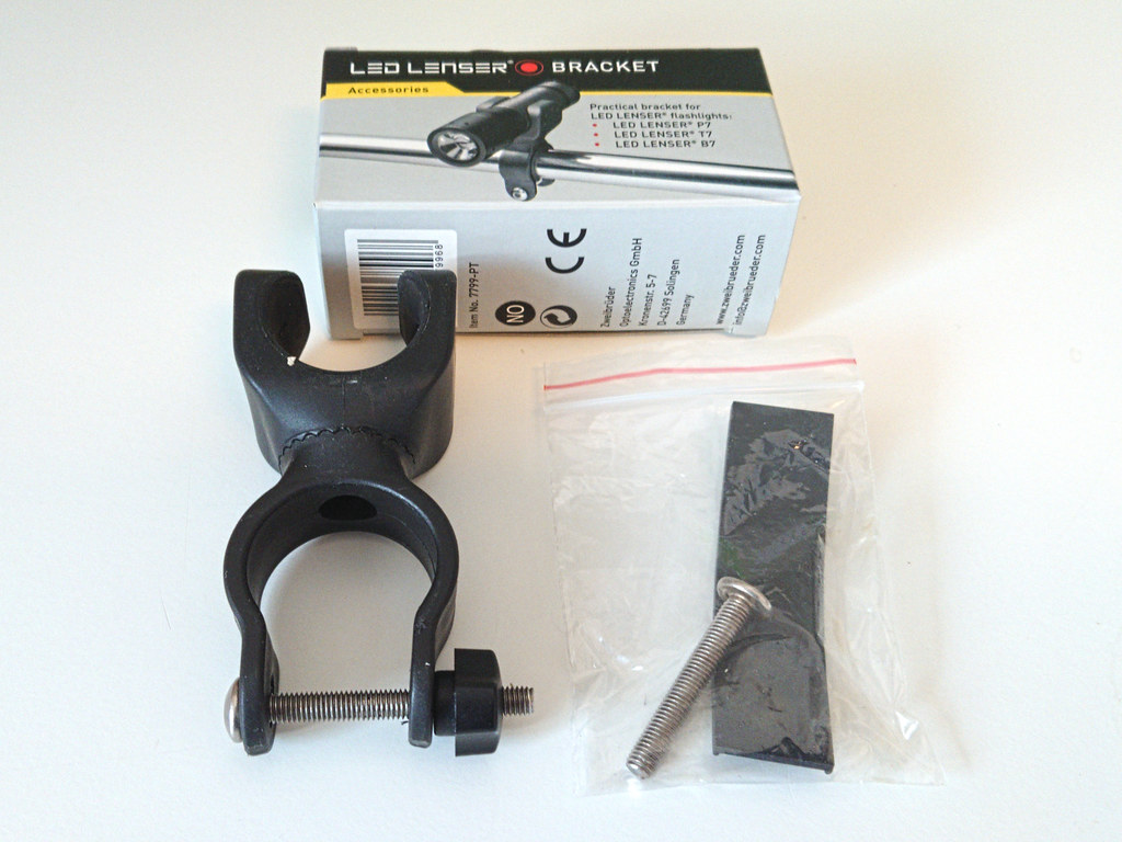 LedLenser Bracket item No. 7799-PT