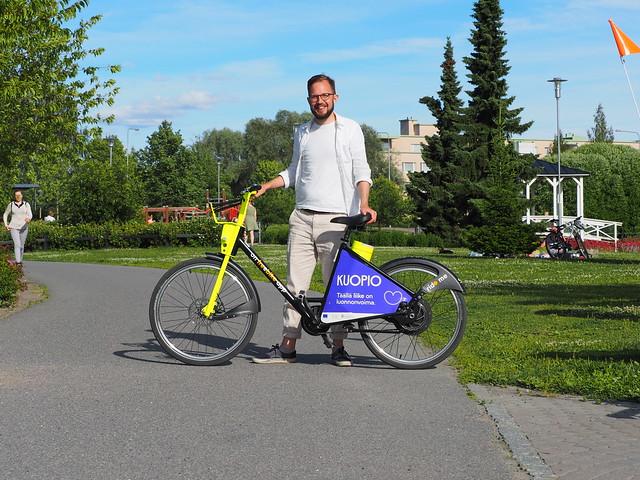 Kuopion kaupunkipyörä