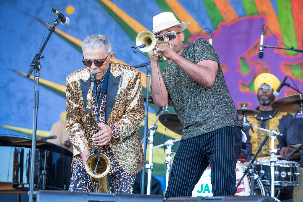 Jazz Fest 2019, Day 3