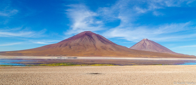by the Andean Mountains - Bolivia