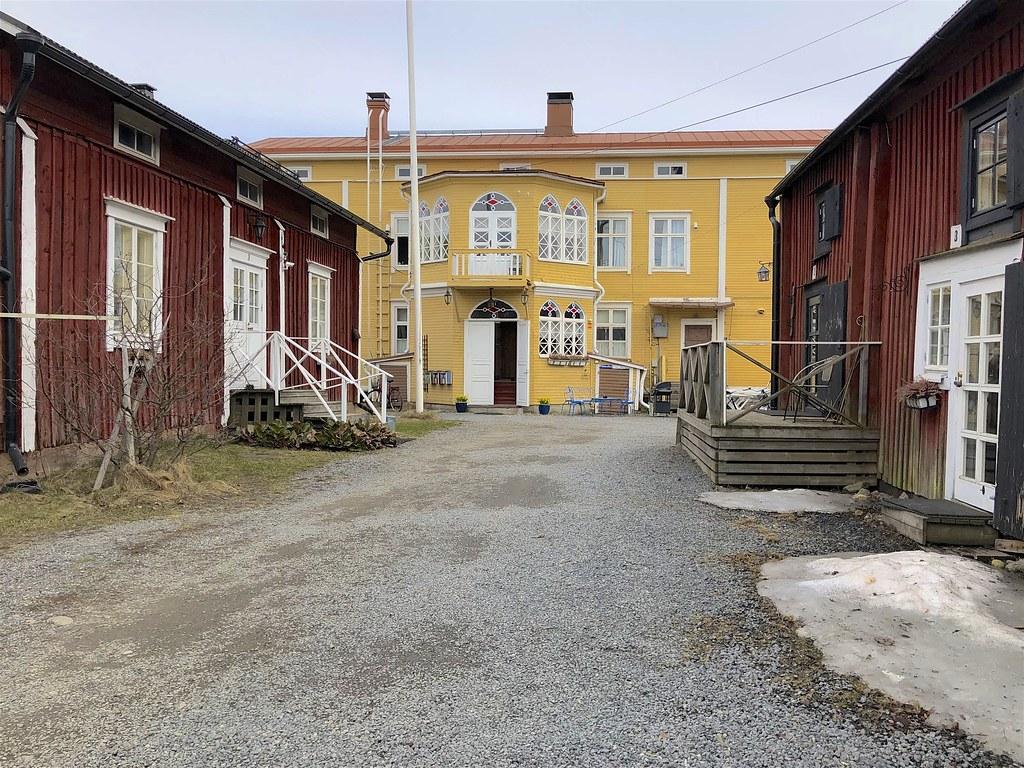 Kristiinankaupunki, Krepelinin talo