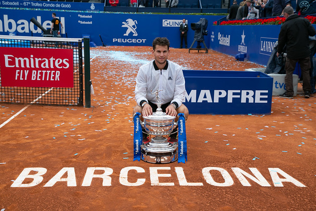 Dominic Thiem, Barcelona Open 2019