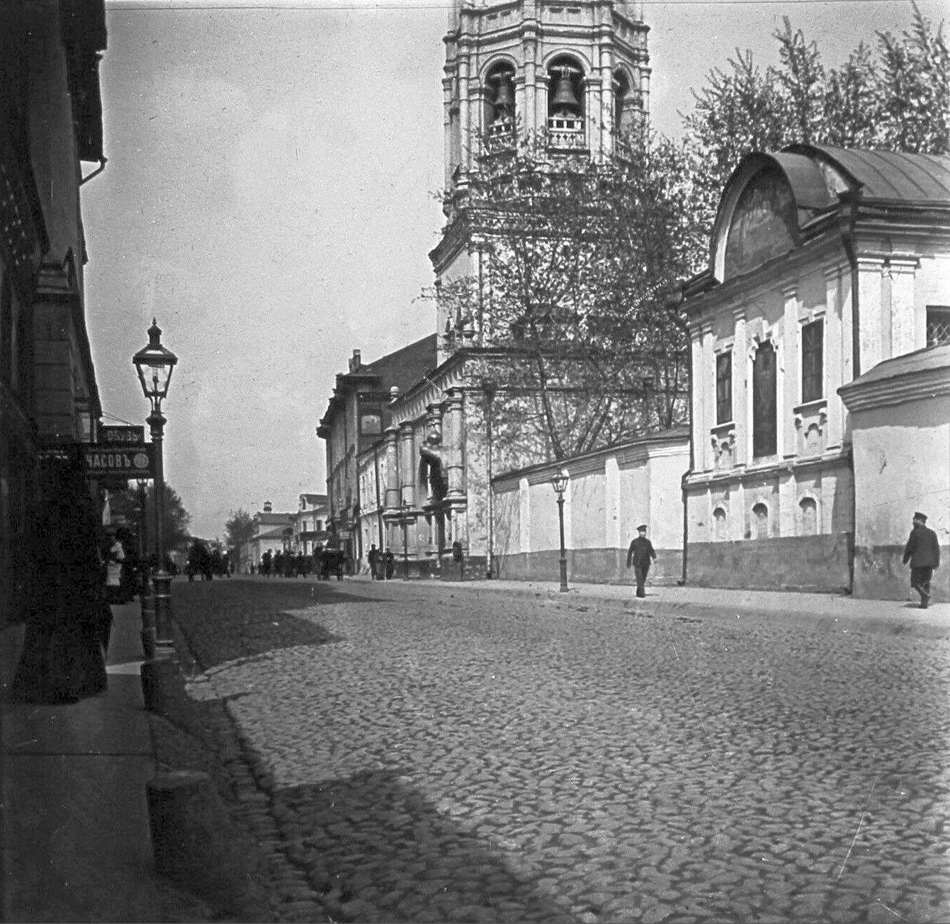 Петровка. 1913.
