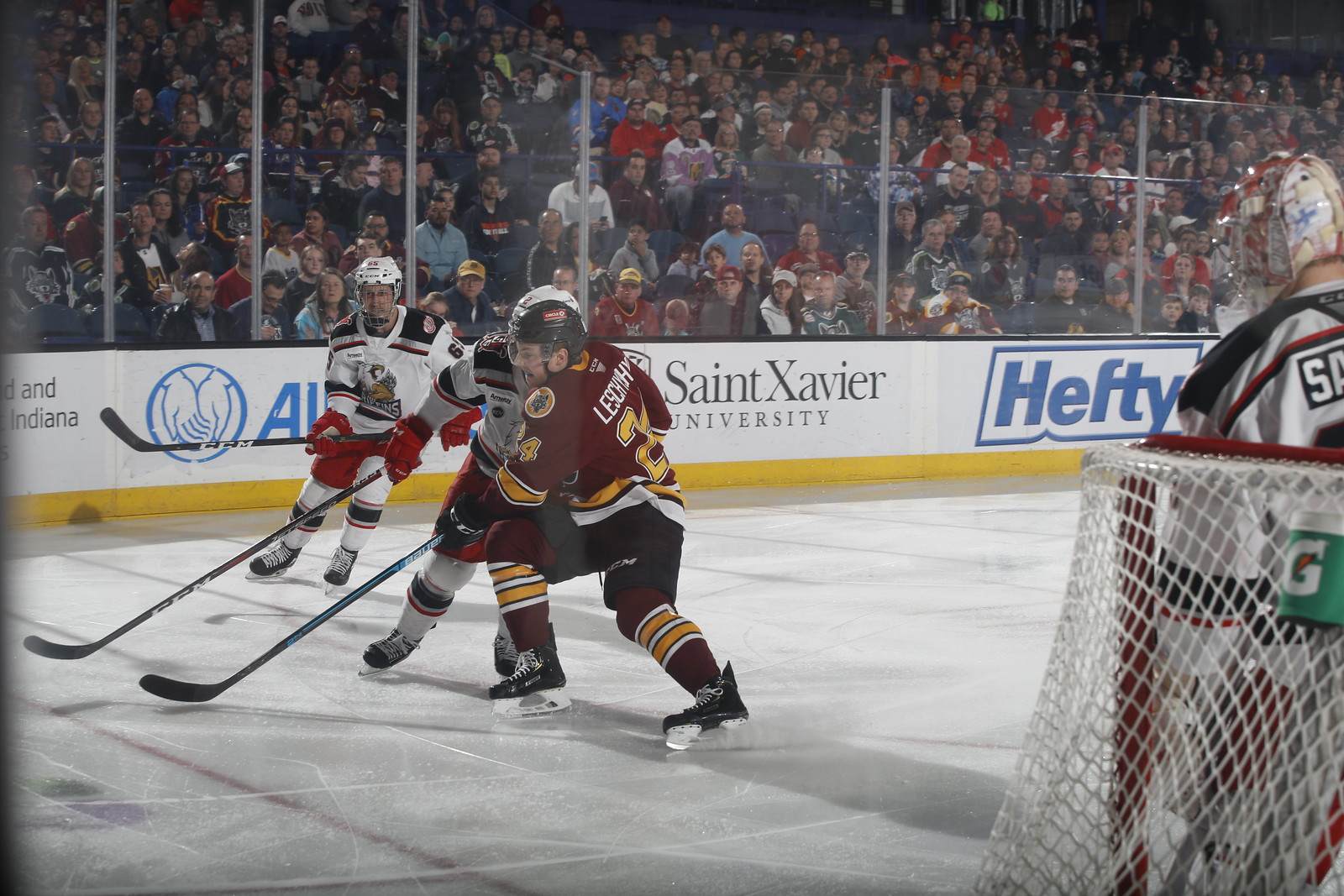 April 28, 2019 Game 5 Central Division Semifinals vs. Grand Rapids Griffins