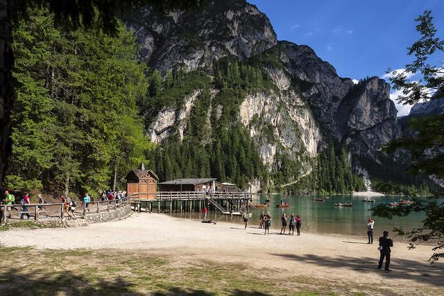Alto Adige (Italy) - Lago di Braies (Pragser Wildsee)