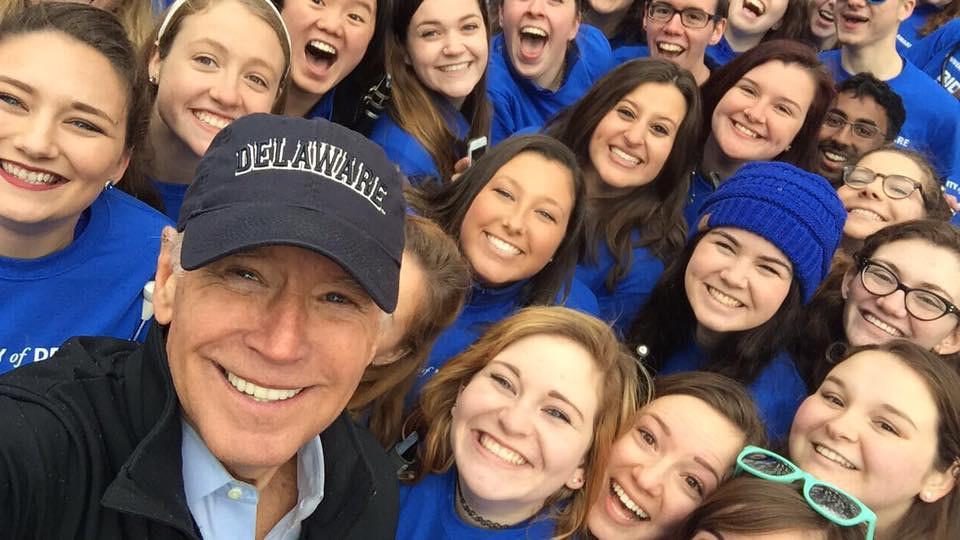 Amid controversy, Biden declares presidential candidacy
