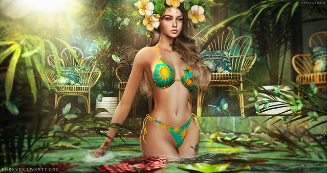New Post: ∞Forever Twenty One∞ LOTD 686 Nature...