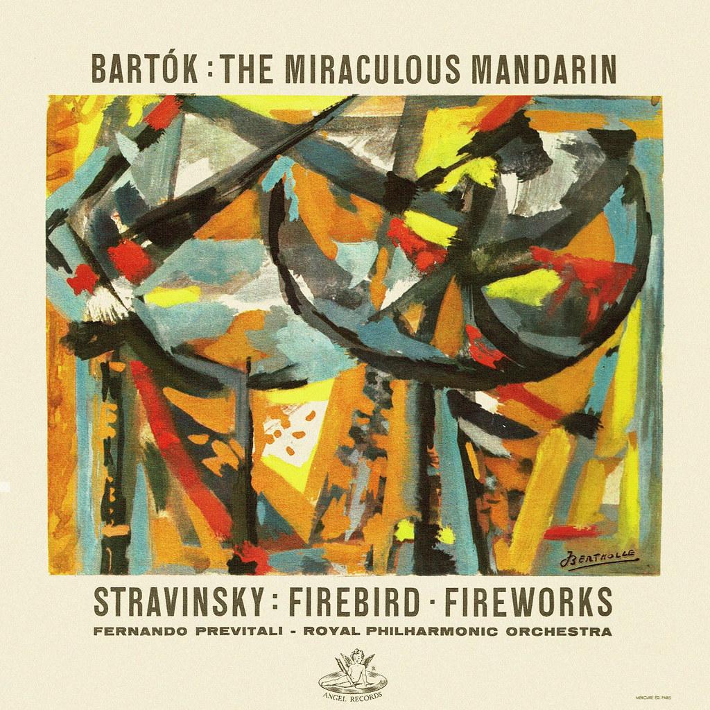 Béla Bartók - Miraculous Mandarin