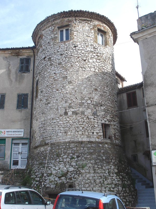 006-башня замка