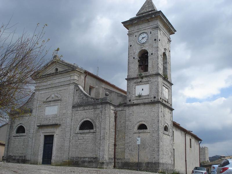 022-приходская церковь Чивита Веккьи