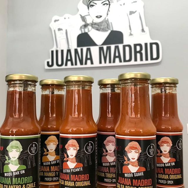 Juana Madrid 6 vriedades
