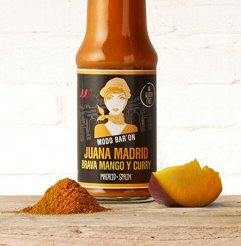 Juana Madrid mango&curry