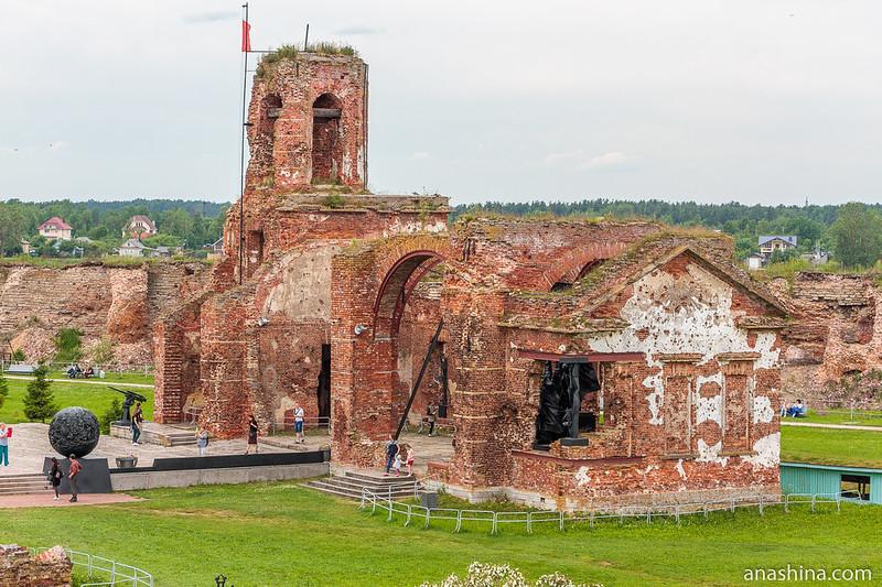 Мемориальный комплекс Иоанновского собора, крепость Орешек