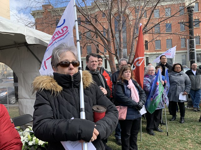 Day of Mourning 2019 - Edmonton