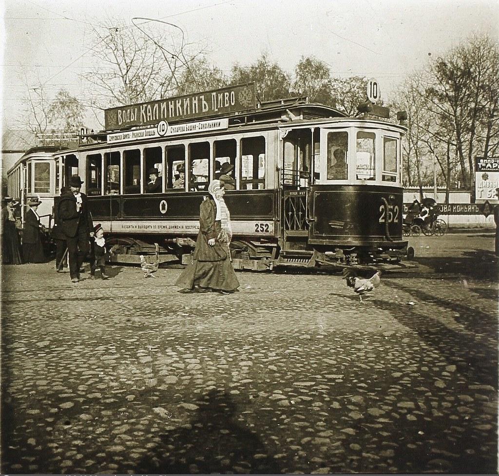 Сокольники. 1910