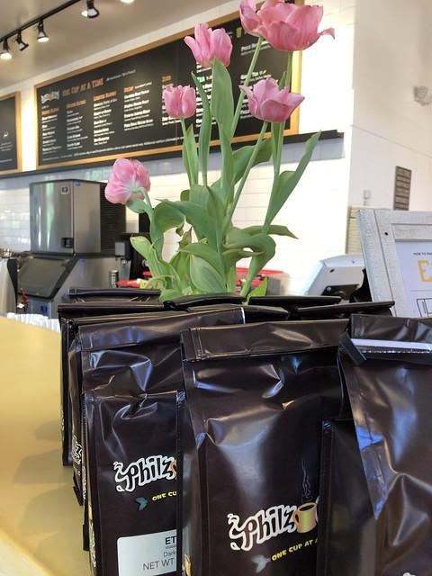 April 24, 2019 - Mixer at Philz Coffee