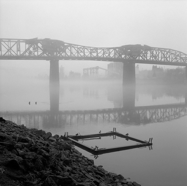 Along the Waterfront, Portland
