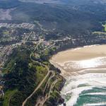 Newport, Oregon - North Agate Beach