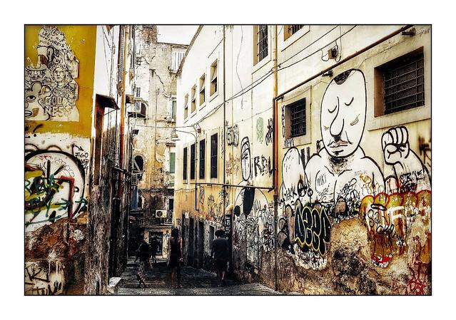 Napoli Walls 19