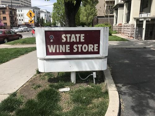 State Wine Store