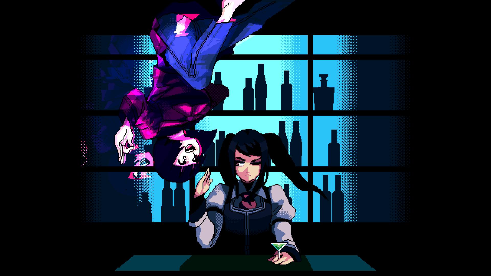 Cyberpunk bartending adventure VA-11 Hall-A hits PS4 today