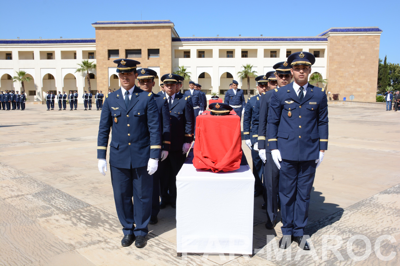 Funérailles de feu le lt colonel Najib El Hadrati et du A/C Hassan Tazi 32793867737_68cf9a5212_o