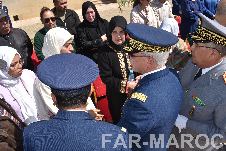 Funérailles de feu le lt colonel Najib El Hadrati et du A/C Hassan Tazi 32793889047_60c2438618_o