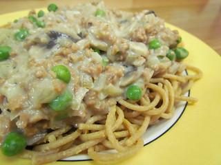 Spaghetti Ticino