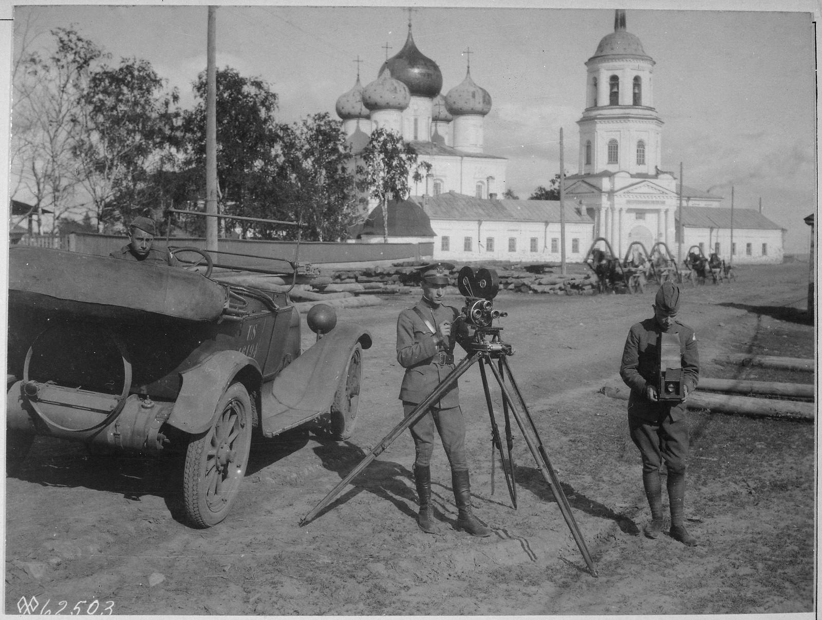 Архангельск. Фотосъемка на улице
