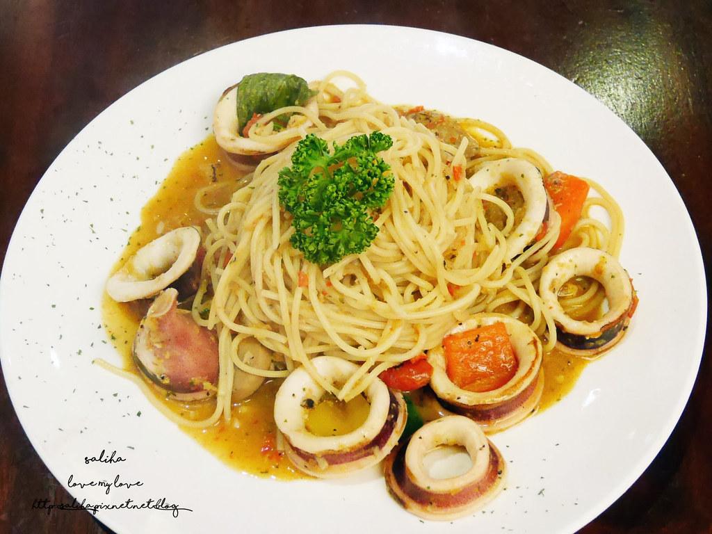 淡水老街海關碼頭附近平價義大利麵餐廳墨尼尼 (12)
