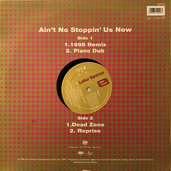 LUTHER VANDROSS:AIN'T NO STOPPIN' US NOW(JACKET B)