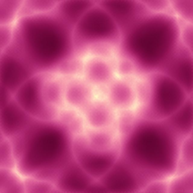 Flower mandala abstract illustration