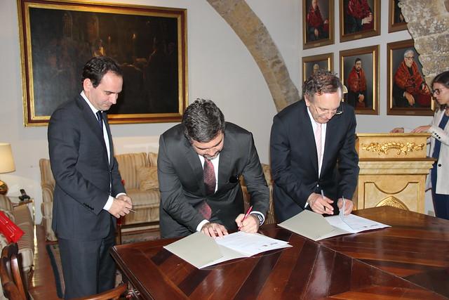 UC celebra acordos de cooperação com o Conselho Nacional do Ministério Público do Brasil