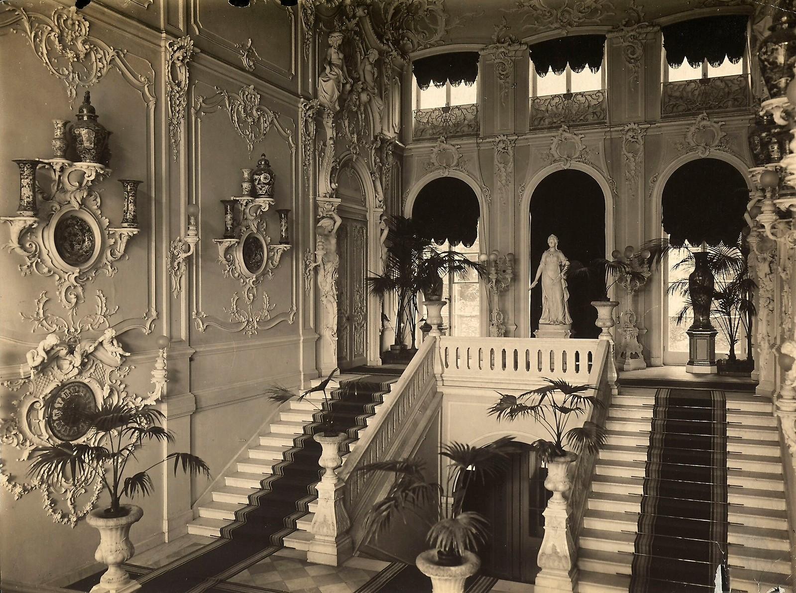 17. Большая лестница Зимнего дворца