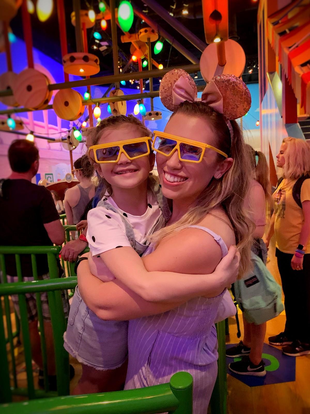 Walt Disney World Toy Story Mania Hollywood Studios