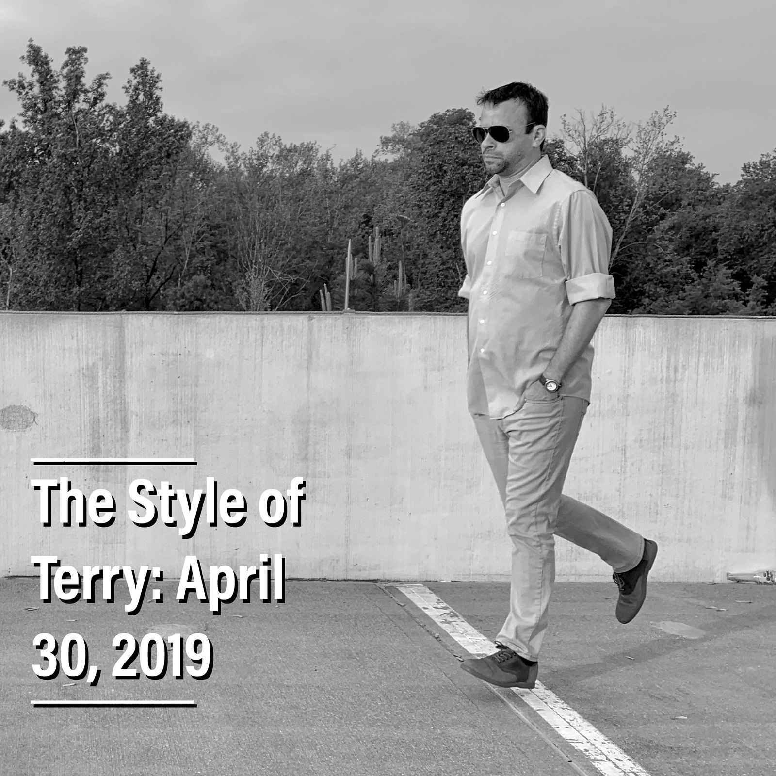 The Style of Terry: 4.30.19