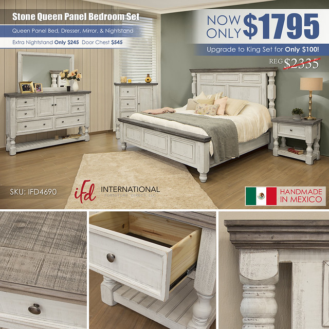 Stone Bedroom Set_IFD4690