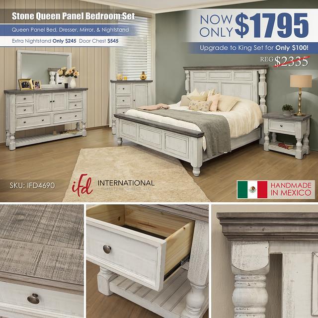 Stone Bedroom Set_IFD4690