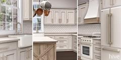 hive // modular modern farmhouse kitchen | uber