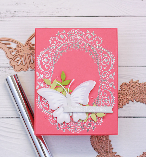 Spellbinders Glimmer of the Month Kit