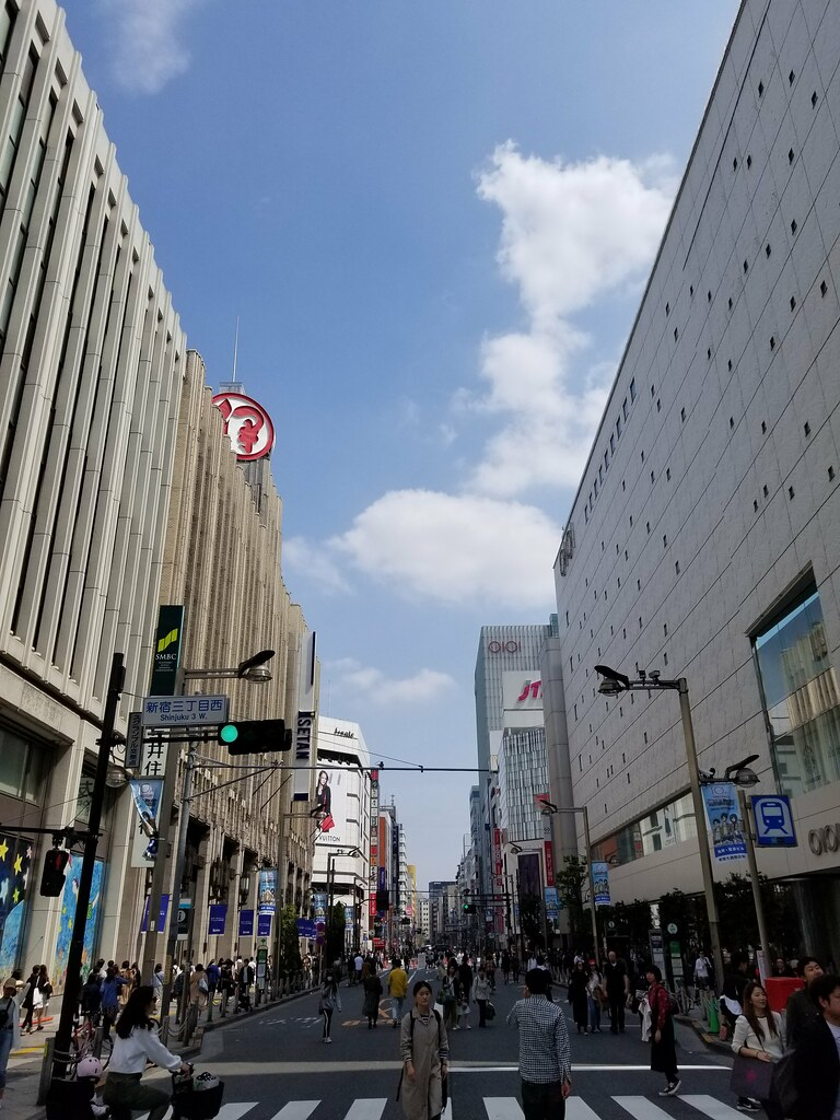 East Shinjyuku