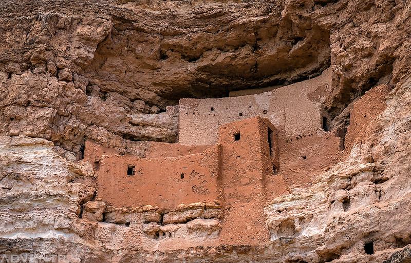 Montezuma Castle Ruins