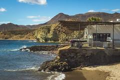 Spain - Almeria - Nijar - La Isleta
