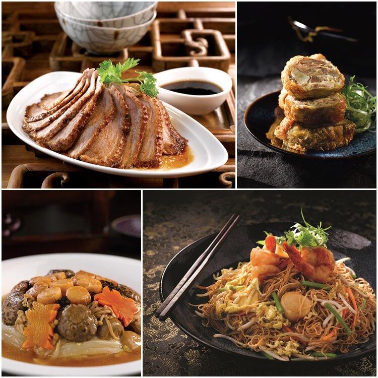 Teochew Cuisine Signature Dishes
