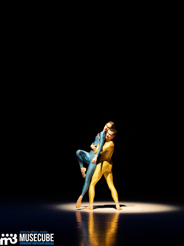 Российская Федерация, Санкт-Петербург, Александринский театр, Международный фестиваль балета Dance Open, балет Introdance, POLISH PIECES / ПОЛЬСКИЕ ПЬЕСЫ, хореография Ханса ван Манена.