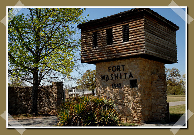 Fort Washita