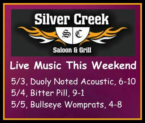 Silver Creek Poster 5-3-19